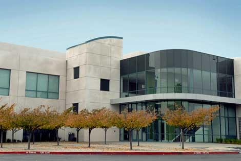 This data center in Silicon Valley is among those included in a new joint venture between Digital Realty and Prudential Real Estate Investors. (Photo: Digital Realty)