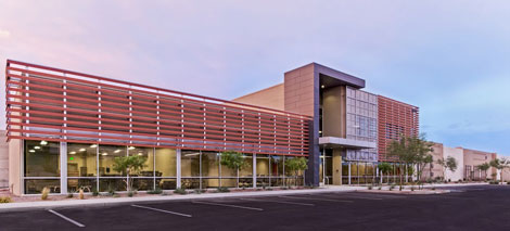 NextFort's new data center, which is located in the Phoenix area, is set to open on December 11.