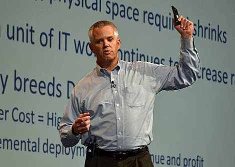 David Rotheroe, Distinguished Technologist for HP