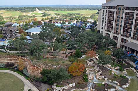 The JW Marriott San Antonio Hill Country