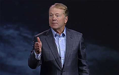 "At his keynote at CES, Cisco CEO John Chambers said 2014 will be the ""transitional, pivotal year"" for the Internet of Everything."