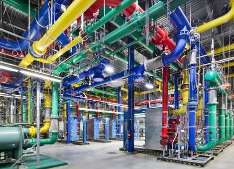 Google Using Machine Learning to Boost Data Center Efficiency