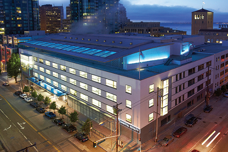 Digital Realty Trust's 365 Main data center in San Francisco, the REIT's home base (Photo: Digital Realty Trust)