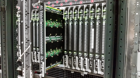 A single Iliad-made chassis carries about 900 Online cloud servers.