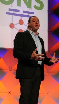 Ihab Tarazi, CTO, Equinix (Photo: Scott Fulton III)