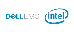 Image result for dell emc intel logo