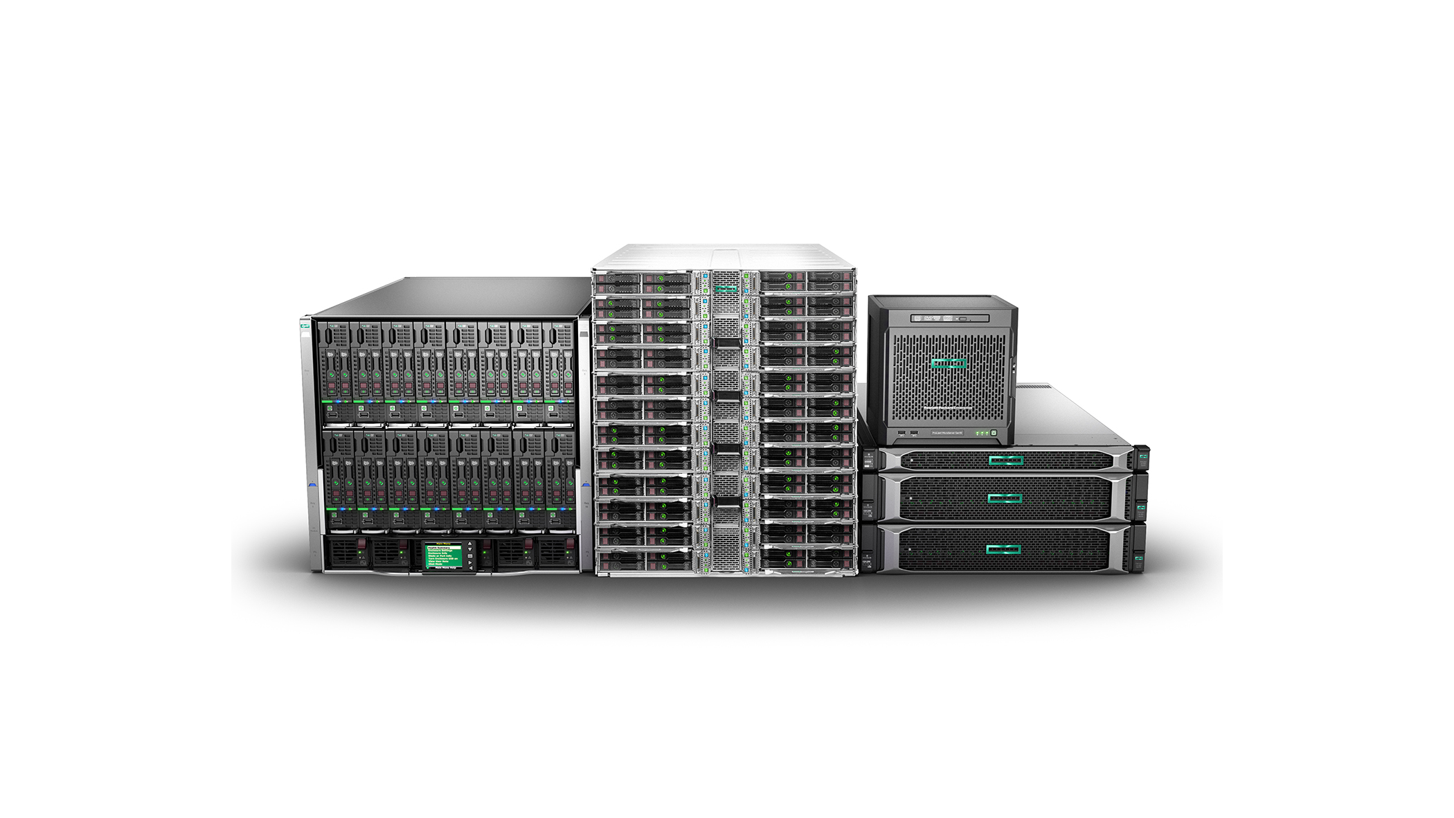 Hybrid Cloud Hpe Ships All In One Azure Stack On Proliant