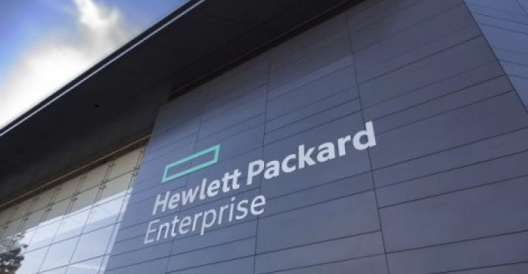 Hewlett Packard Enterprise Q3 Income Declines 41%