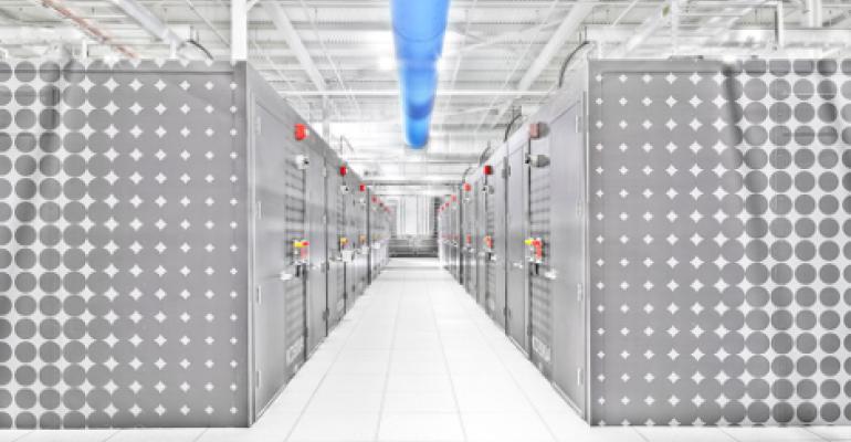 IO's data center modules