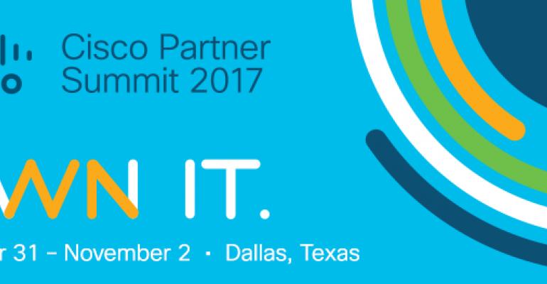 Cisco Partner Summit 2017