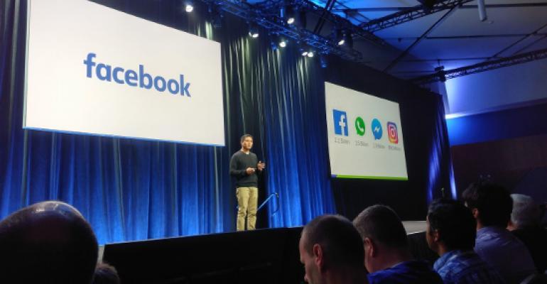 Omar Baldonado, director, software engineering, network infrastructure, Facebooki