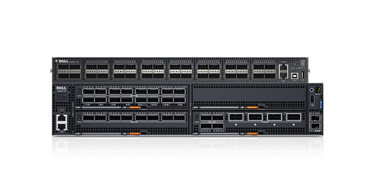 Dell EMC S-Series data center switches