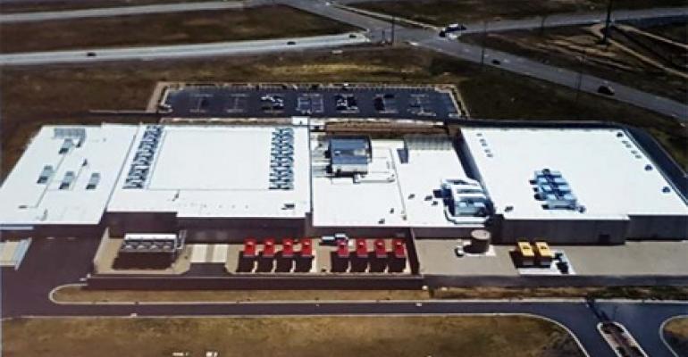 Aerial photo of Oracle's data center in Jordan, Utah