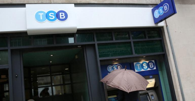 TSB branch in London