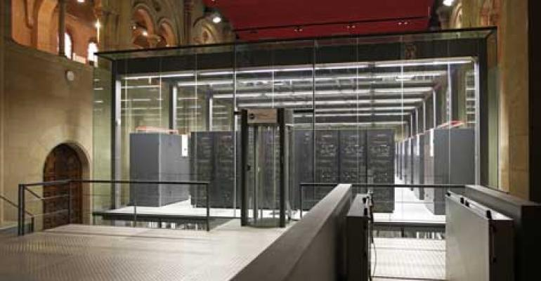 Data Center Photos: MareNostrum, CIX