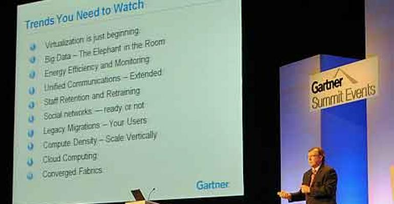 Gartner's David Capuccio