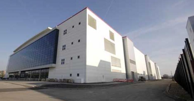 European News: Savvis Opens New London Data Center