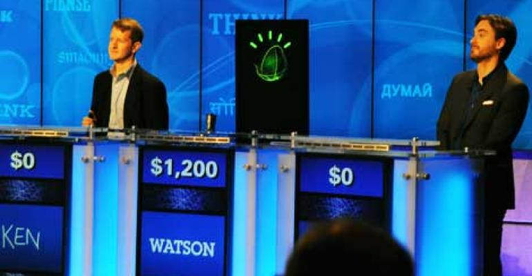 IBM's Cognitive Computing System Watson Available As A Cloud Service