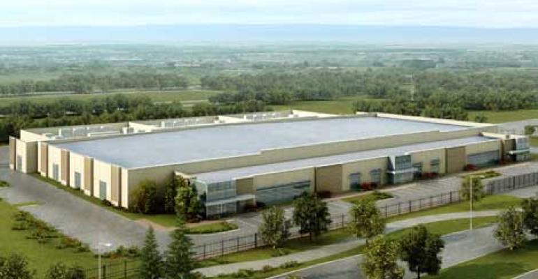 Stream Data Centers Building Again in San Antonio