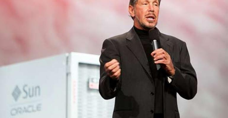 Global News: Oracle Opens Data Center in Japan