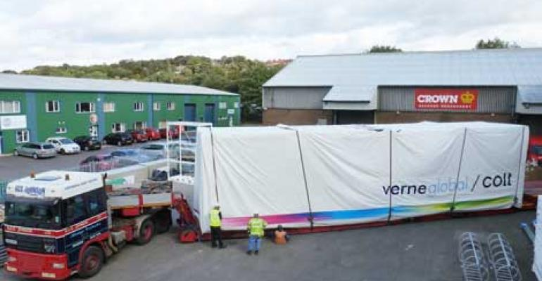 Verne Global Orders More Modules for its Iceland Data Center