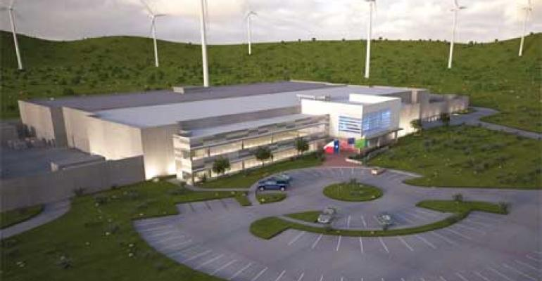 Wind-Powered Data Center Project On Hold