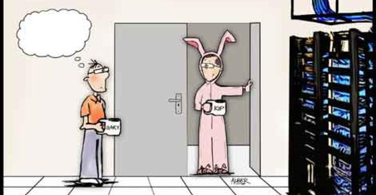 Friday Funny: Cartoon Caption Contest