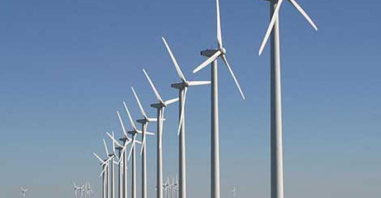 Google Provisions Wind Power in Oklahoma