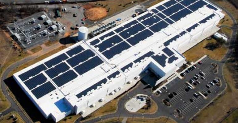 Data Centers Scale Up Their Solar Power