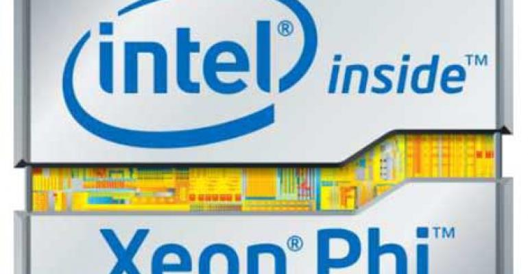 For Intel, the Future of Supercomputing is Phi