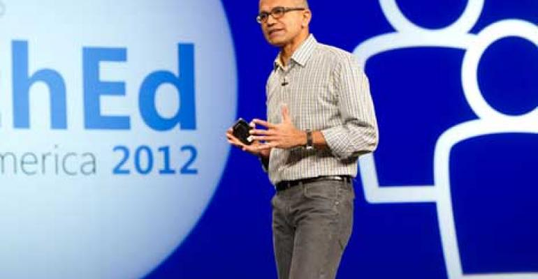 Microsoft Targets Data Center With Windows Server 2012
