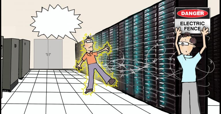 Friday Funny: Caption Contest - Secure Servers