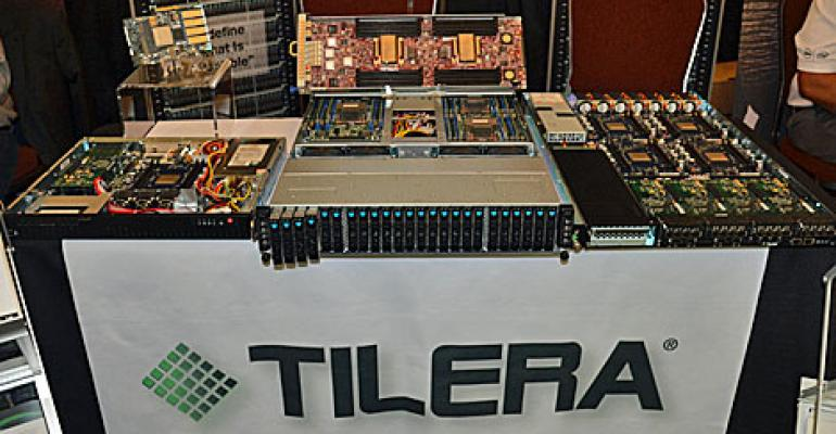 Tilera: Relentlessly Focused on Performance-per-Watt