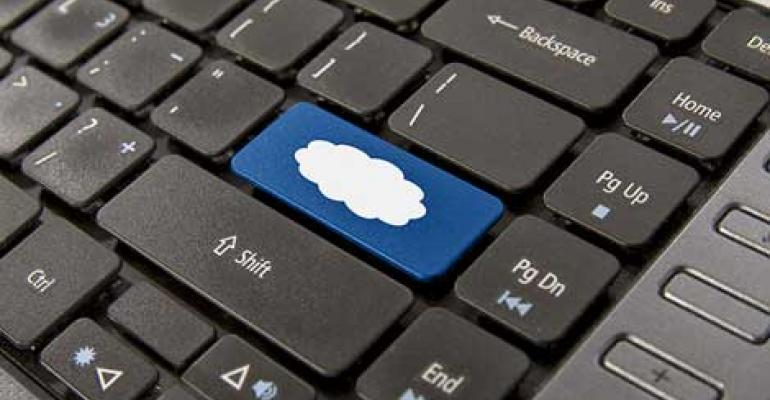 Extending the Data Center Into the Cloud