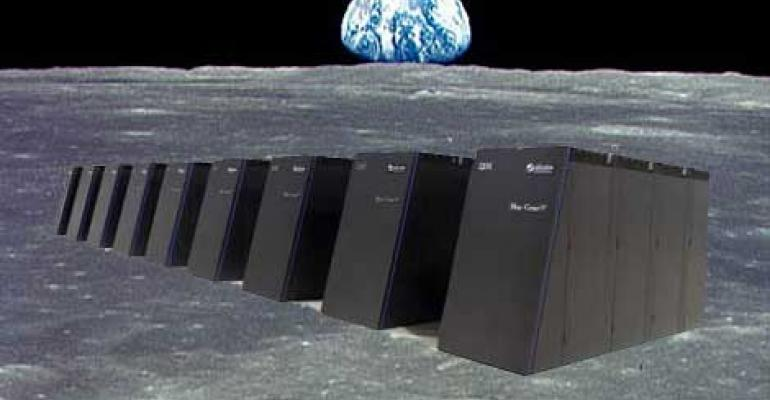 Could A Lunar Supercomputer Work?