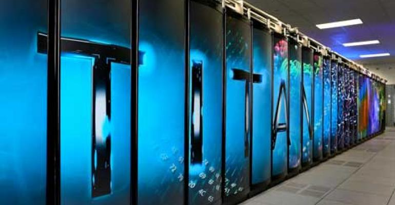 Titan Debuts as 20-Petaflop Supercomputing Behemoth