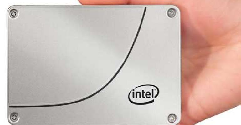 Intel, Samsung Offer New Solid State Drives