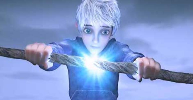 "HP Hardware, DreamWorks Animators Team On ""Rise of the Guardians"""