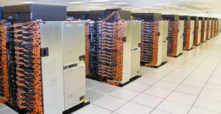 Sequoia Supercomputer Breaks 1 Million Core Barrier