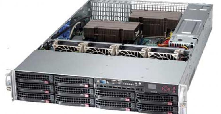 Supermicro Debuts Hyper-Speed Servers