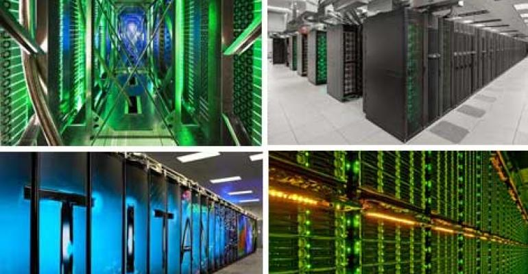 Top 10 Data Center Images of 2012