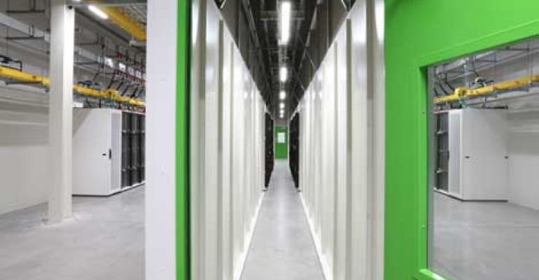 Closer Look: Microsoft's European Cloud Hub