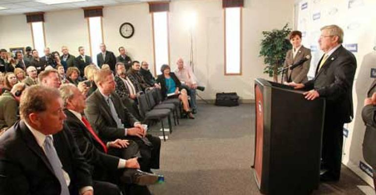 Nebraska, Iowa Lock Horns Again on $200 Million Project Oasis