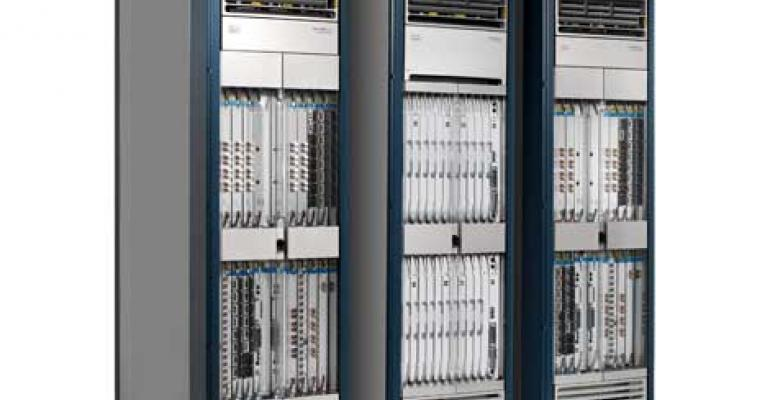 Cisco Introduces Carrier Routing System X