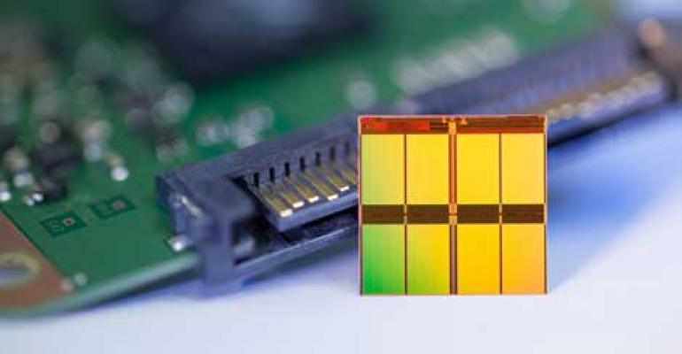 Micron Unveils 16 Nanometer Flash Memory
