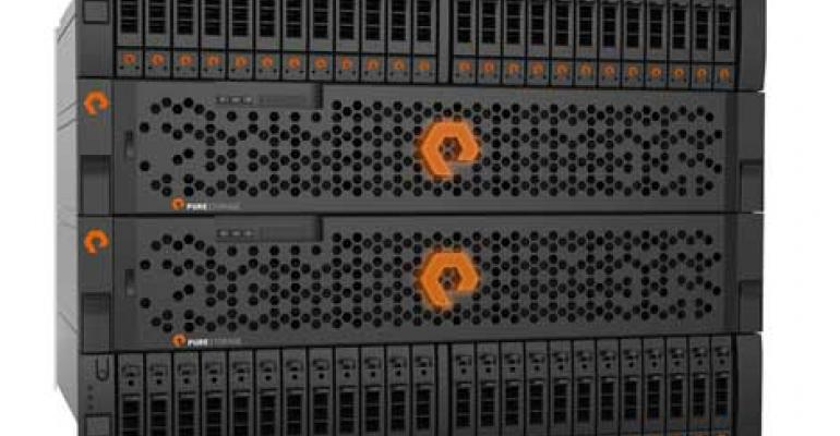 Pure Storage Snags $150 Million Capital Infusion
