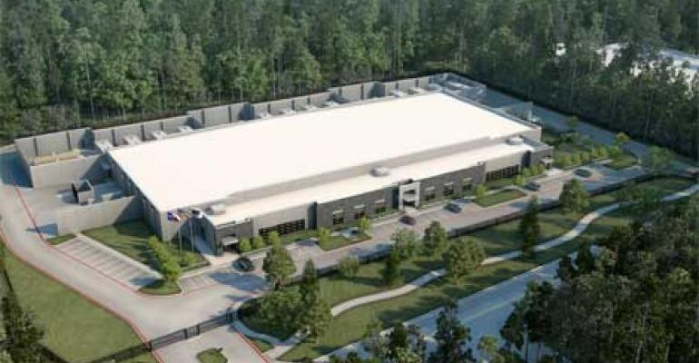 Stream Lands Tenant for Houston Data Center