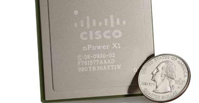 Cisco Launches Next Generation Network Processor