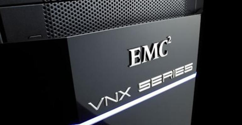 EMC Revamps VNX For Flash Storage