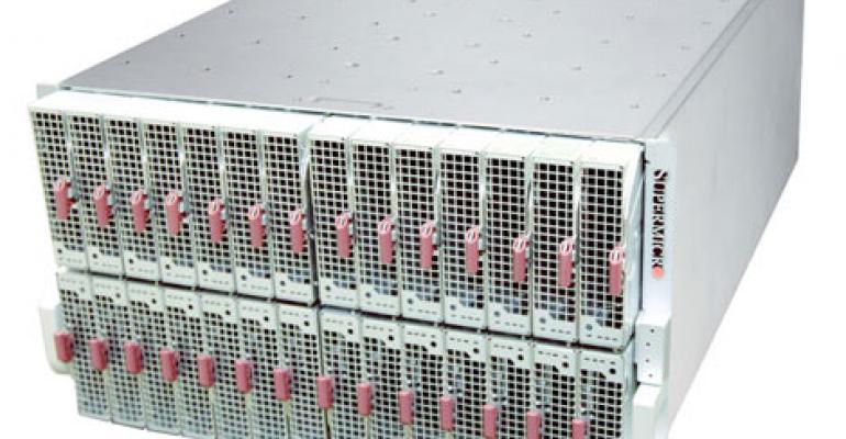 Penguin Demos Open Compute Microserver With New Intel Atom C2000
